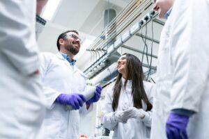 Högkvalitativ laboratorieutrustning
